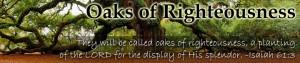 oaks banner