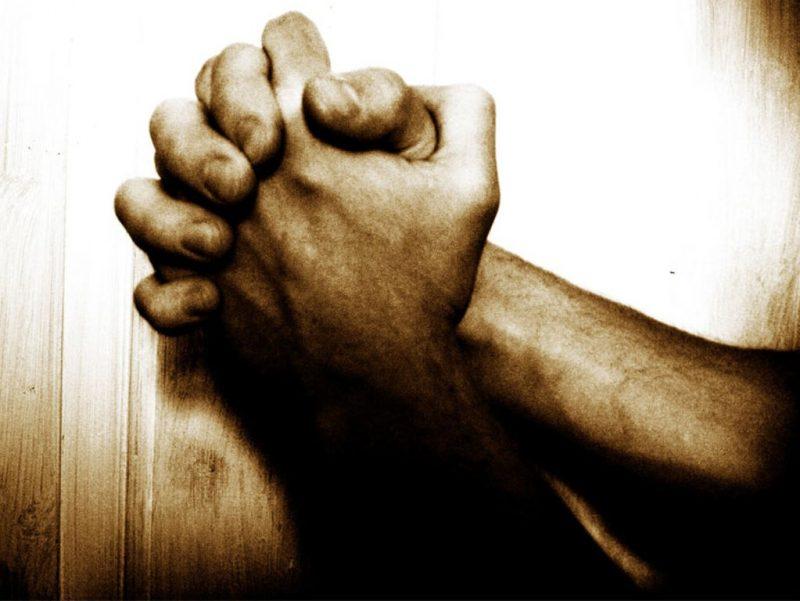 Persistently Prayerful